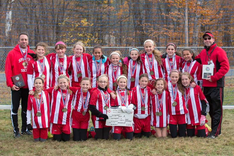 Pioneer Valley Under 12 Champs 2014